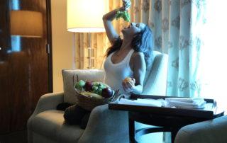 Annette Slowik White at the Atlantis Casino Resort Spa in Reno, Nevada