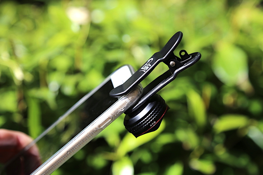 Pixter smartphone lens