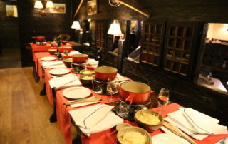 edelweiss fondue class in geneva