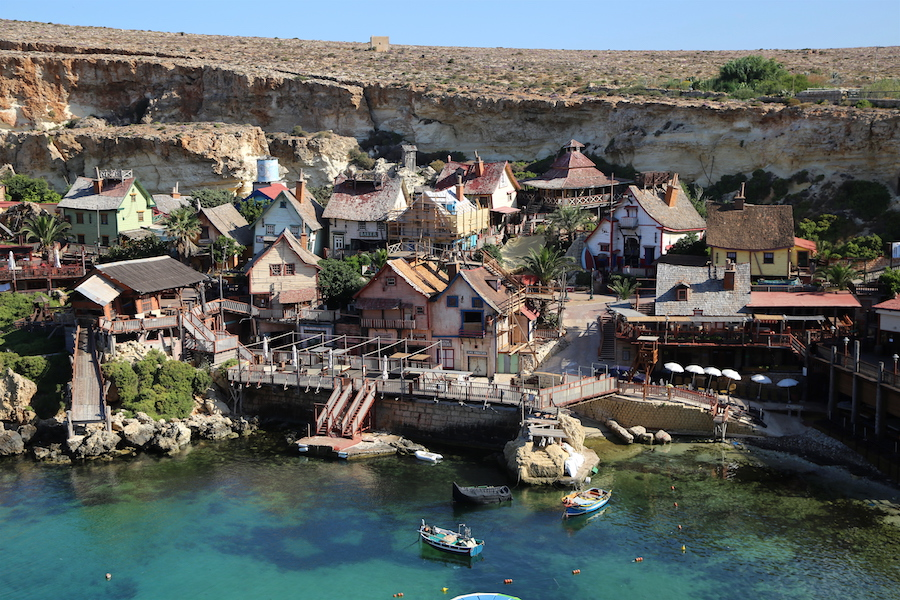 Popeye Village | Malta Bucket List: 14 of the Best Things to Do on the European Island