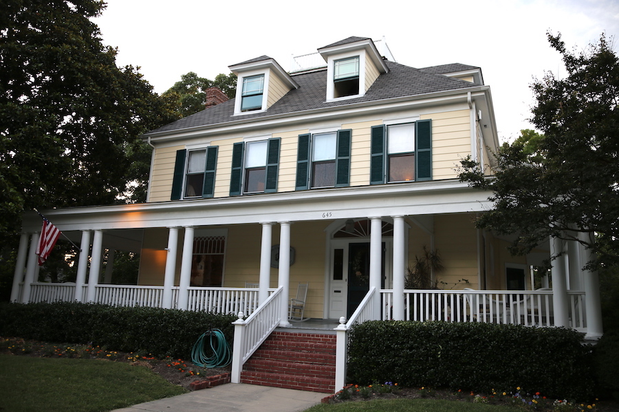 Cape Charles House Bed & Breakfast in Virginia