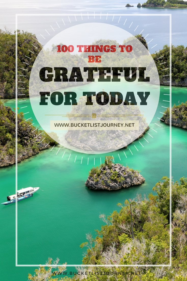 Gratitude Journal: 100 Things to be Thankful for Today | Grateful Ideas | Benefits | How to Practice Gratitude