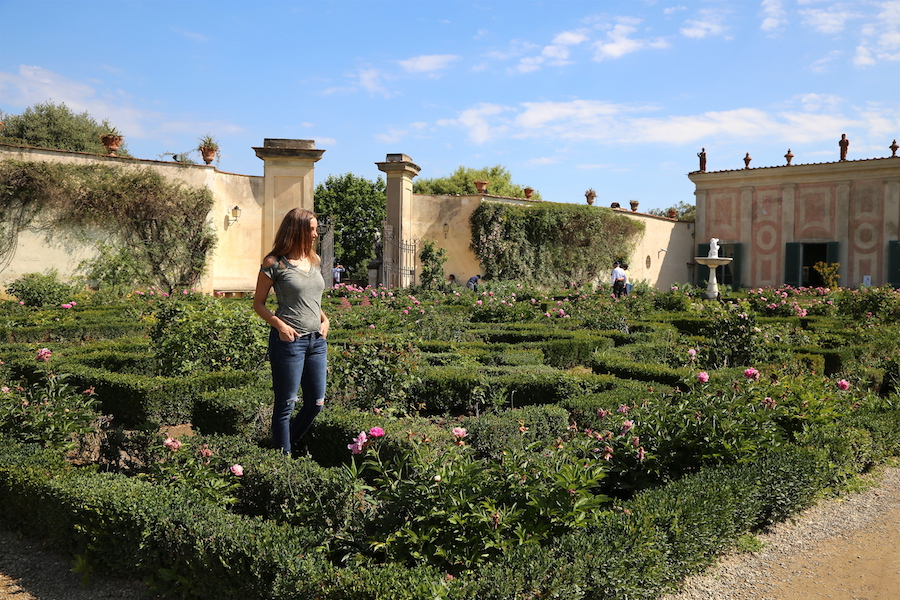 Things to do in Florence, Italy: Boboli Gardens