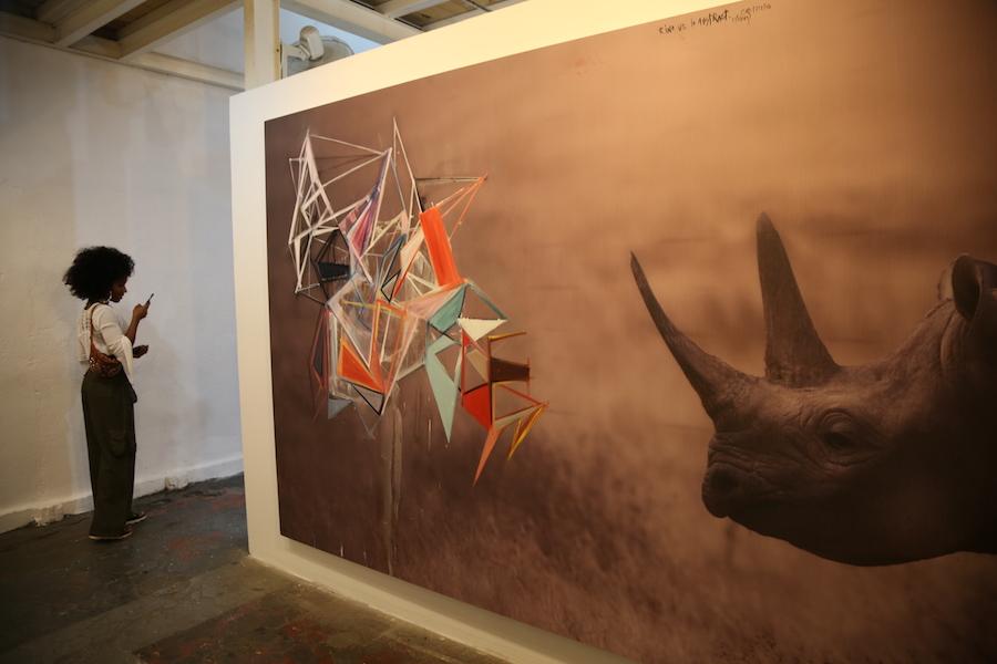The art at Fabrica de Arte Cubano Habana — Havana's Cuban Art Factory