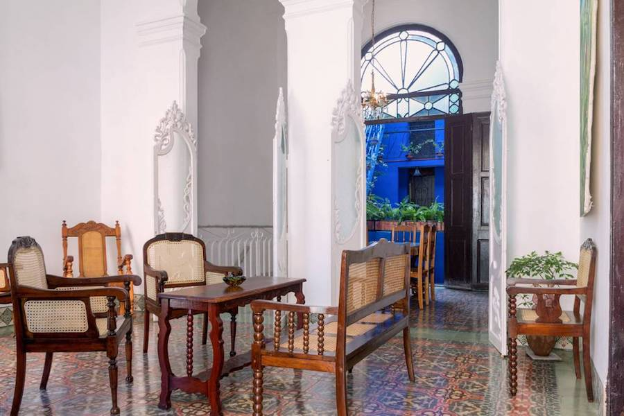 Places to stay in Havana Cuba: Airbnb rental