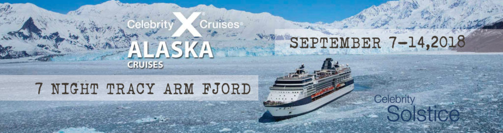 Bucket List Alaskan cruise Header