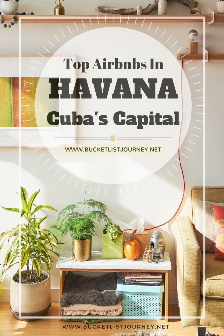 Where to Stay in Havana: Airbnb Rentals in Cuba's Capital City | lodging & hotels |