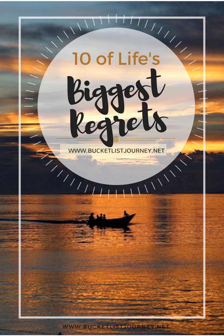 Life's Biggest Regrets of the Eldery | Mistakes, Decisions, Guilt |
