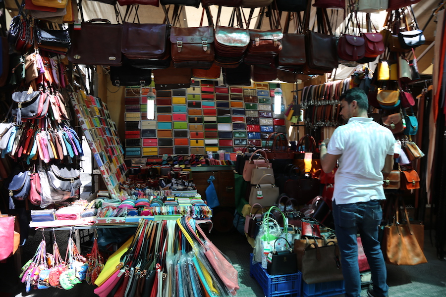 Florence Things to Do: Haggle at San Lorenzo Market for Leather