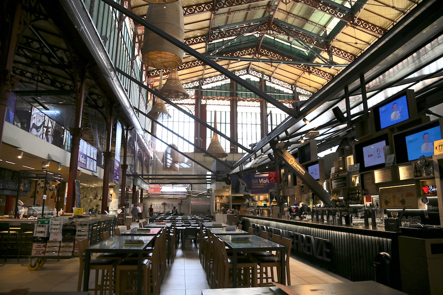 Things to do in Florence, Italy: Eat at Mercato Centrale