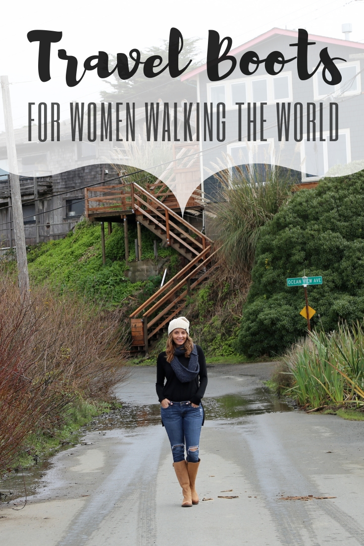 The Best Cute Comfortable Travel Boots For Women Walking World