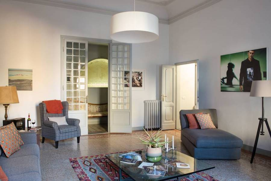 Asso's Place apartment in Florence Italy