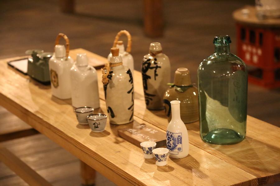 Sake Brewery in Aomori Japan