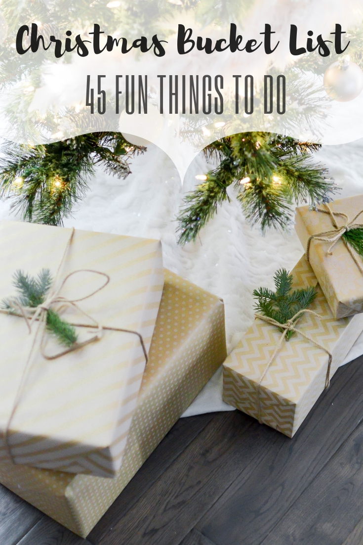 Christmas Bucket List: 45 Fun Holiday Activities & Spirited Things to Do