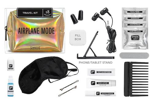 Airplane Mode Travel Kit - Comfortable Airplane Travel: 25 Products To Take on Your Next Flight