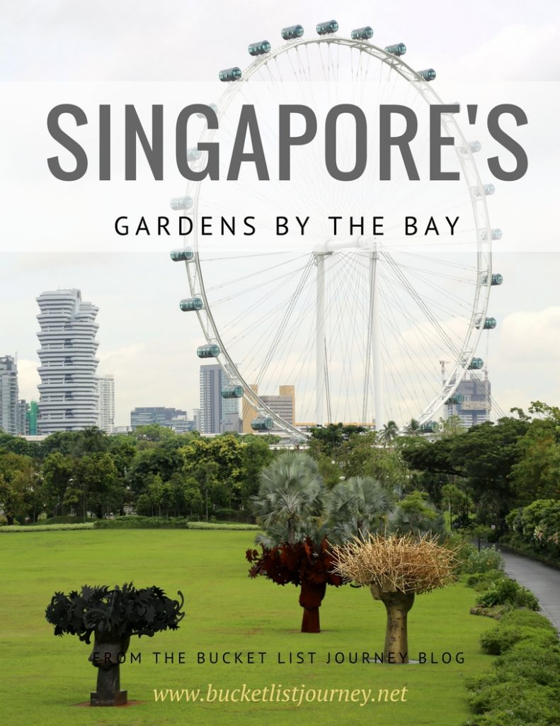 Ultimate Singapore Tourist Attraction: Gardens by the Bay | Fun Activities, Points of Interest