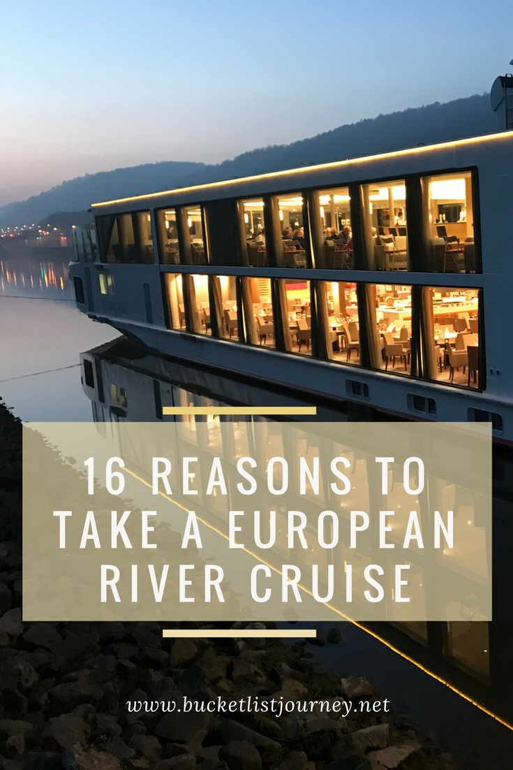 16 Reasons to Take a European Viking River Cruise