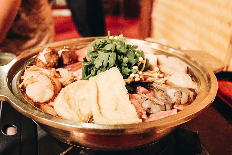 Meilleur restaurant chanokabe à Tokyo au Japon
