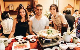 Best chanokabe restaurant in Tokyo Japan