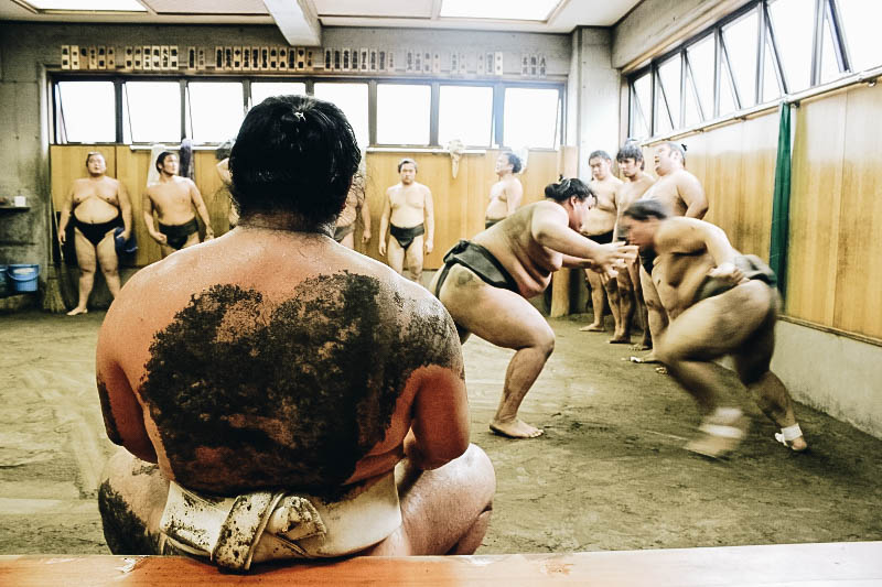 Sumo Wrestling Practice: Top Thing to Do in Tokyo