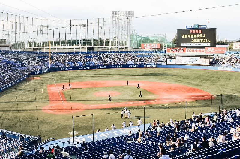 Japanese Baseball Game: Top Thing to Do in Tokyo