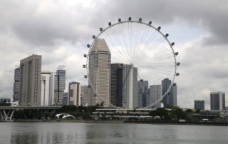 Singapore Tourist Attraction: Singapore Flyer