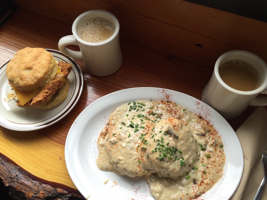Things to do in Portland: Eat Biscuits
