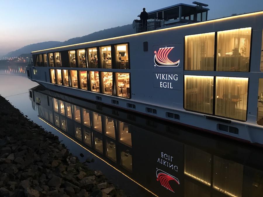 Viking European River Cruise: The Egil Boat