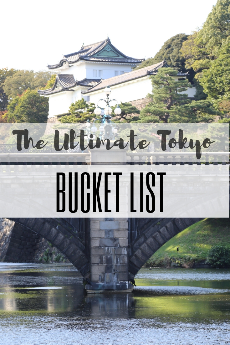 Best Tokyo Bucket List: 44 Top Things To Do, Places to Visit and Attractions in Japan's Coolest City