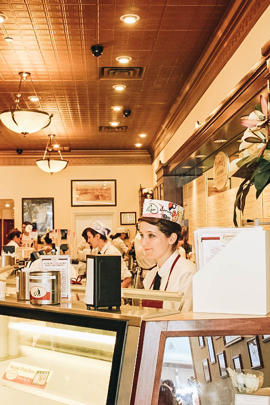 What to do in Savannah: Eat Leopold's Tutti Fruitti