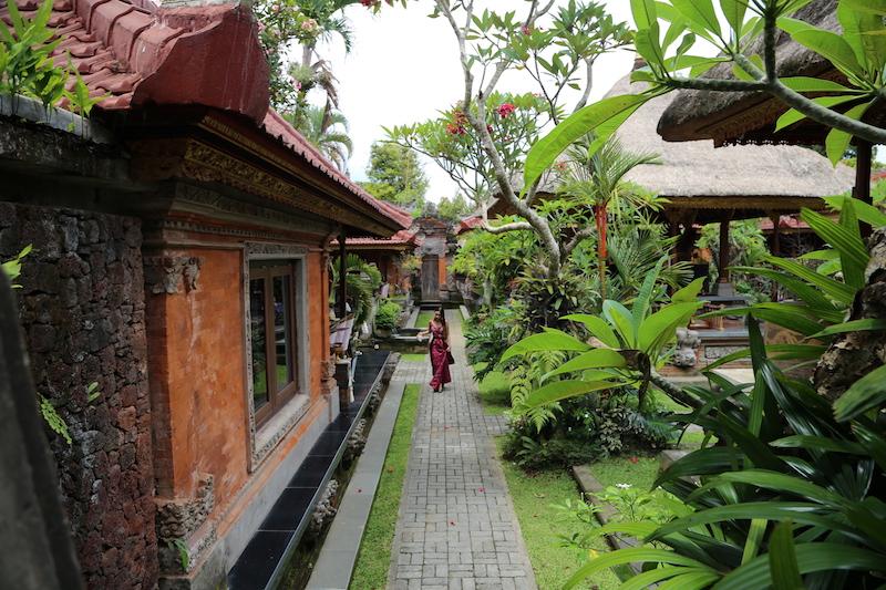 Bali Cruise Points of Interest: Ubud Palace