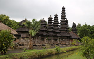 Bali Cruise Points of Interest: Taman Ayun Temple