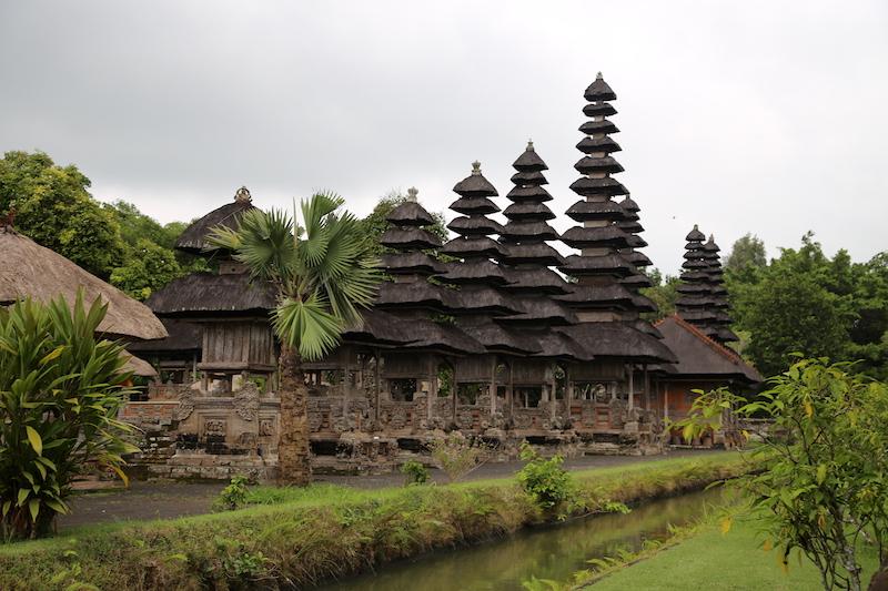 Bali Cruise Points of Interest: Taman Ayun Temple