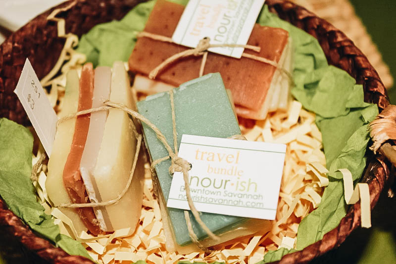 Bug Repellent Soap from Nourish Bath Products in Savannah Ga