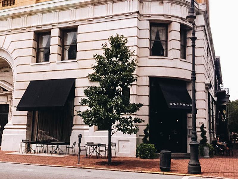 Pimento Cheese Sandwich Restaurant in Savannah GA