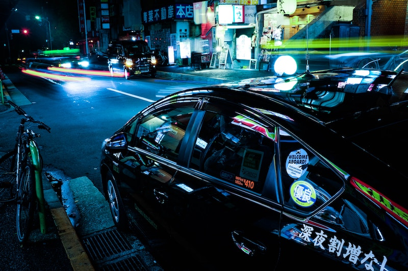 Japanese Culture & Traditions: Don't Slam Taxi Doors
