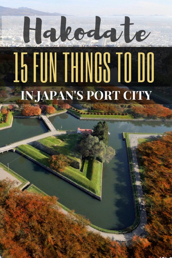 Hakodate Bucket List: 15 Things to Do in Japan's Port City | Best Attractions and Activities