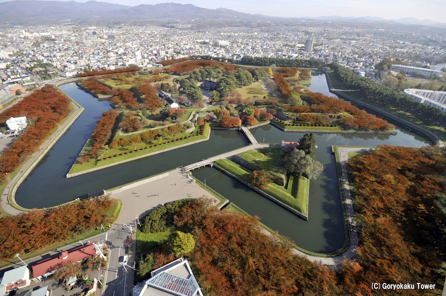 Goryokaku Park | Hakodate Bucket List: 7 Things to Do in Japan's Port City