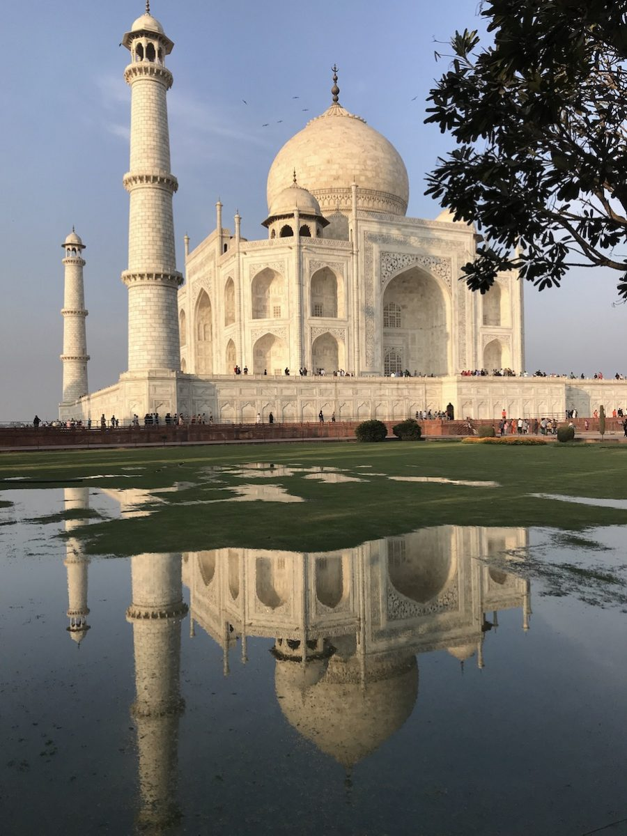 Taj Mahal in Agra: Palace on Wheels: What to Expect From Luxury Train Travel in India