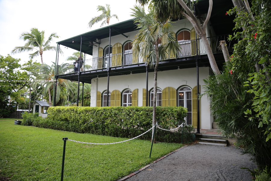 Hemingway House | Florida Keys Islands Bucket List: Best Things to do in Key West & Beyond