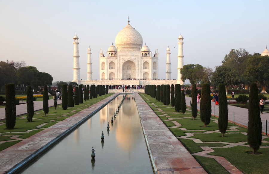 Taj Mahal in Agra: Ultimate Travel Bucket List: 50 Best Experiences & Must See Destinations