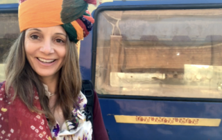 Annette White: Palace on Wheels: What to Expect From Luxury Train Travel in India
