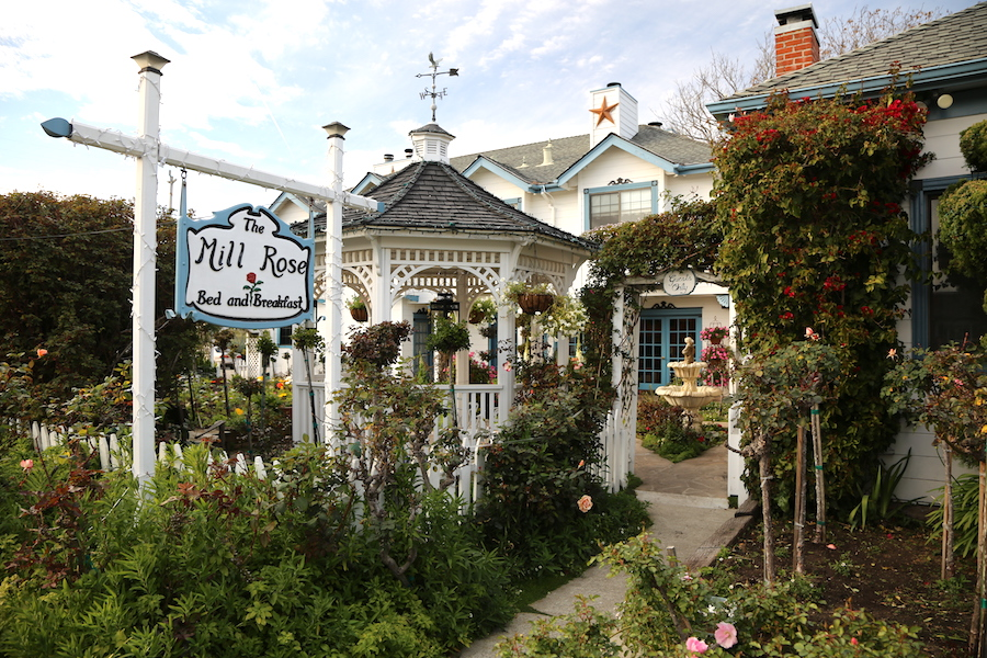 Mill Rose Inn | Half Moon Bay Bucket List: Things to Do Along California's Coastside