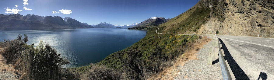 New Zealand Adventure: A Road Trip on the North and South Islands: Queenstown to Glenorchy