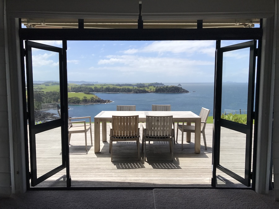 New Zealand Adventure: A Road Trip on the North and South Islands: Roa Cliff House View