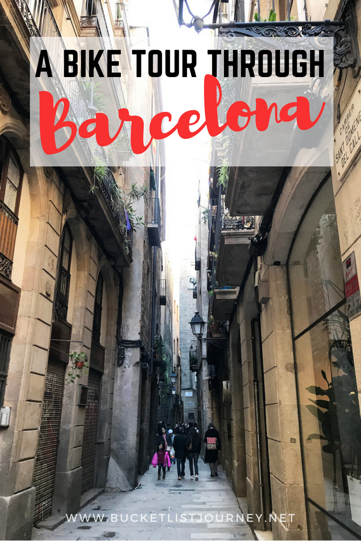 Barcelona Bike Tour: How to See the City on Two Wheels