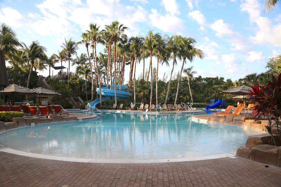 Bonita Springs Resort Hotel: Hyatt Regency Coconut Point in Florida