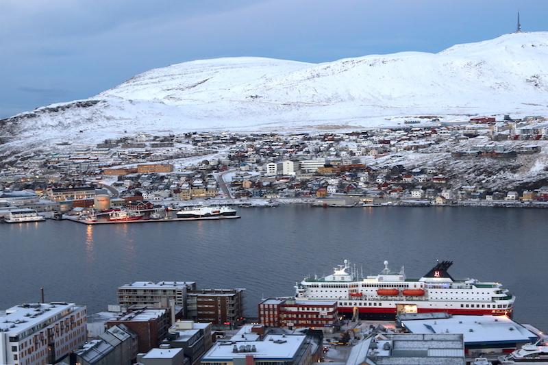 Norway's Northern Lights: Aurora Borealis Cruise with Hurtigruten