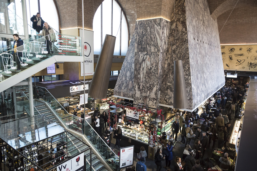 Mercato Centrale Roma: An Italian Food Market Not to Miss