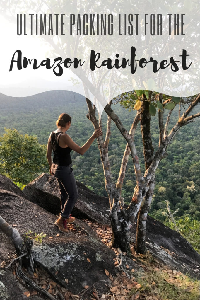 Amazon Jungle Travel: What Clothing to Wear & 45 Things to Pack for the Rainforest |Jungle Outfits